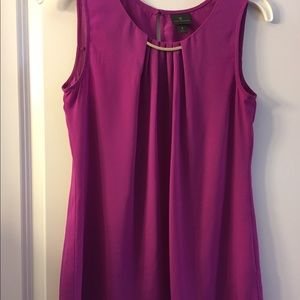 Worthington sleeveless blouse size small